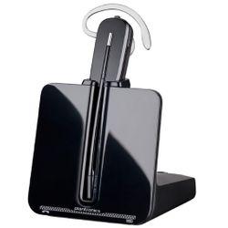 Plantronics CS540/A Monauraal oorhaak Zwart hoofdtelefoon