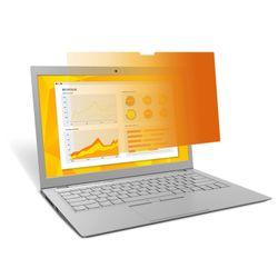3M Privacy Filter voor notebook, goud, 13,3 inch