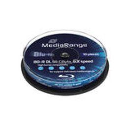 MediaRange BD-R 50 GB BD-R DL6x CB50GB