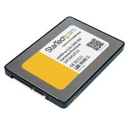 StarTech.com 2,5 inch SATA naar Mini SATA SSD Adapter Behuizing