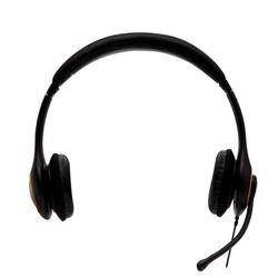 V7 HU511 hoofdtelefoon Stereofonisch Hoofdband Zwart