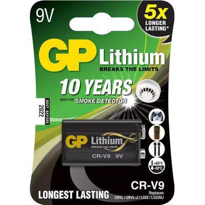 GP Batteries Lithium CR-V9 Single-use battery 9V
