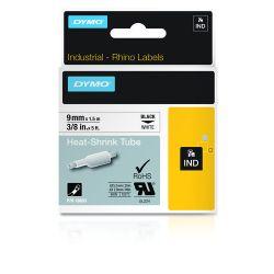 DYMO 18053 labelprinter-tape Zwart op wit