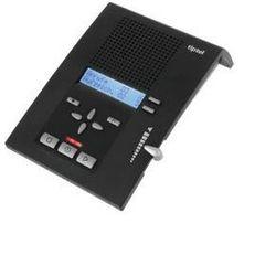 Tiptel Retell 309 40min Zwart antwoordapparaten