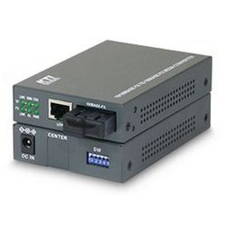 KTI Networks KC-300D 100Mbit/s 1310nm Multimode netwerk