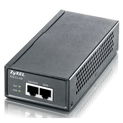 ZyXEL PoE-12HP Power over Ethernet adapter 802-POE12-HP-EU0102F