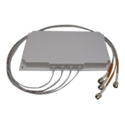 Cisco AIR-ANT2566P4W-R= Directional antenna RP-TNC 6dBi