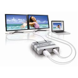Matrox DualHead2Go Digital ME DisplayPort/DVI video splitter