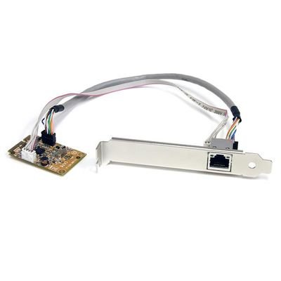 StarTech.com Mini PCI Express Gigabit Ethernet Netwerk