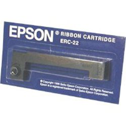 Epson Ribbon Cartridge M-180/190 series, longlife, black