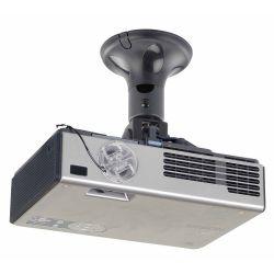 Newstar BEAMER-C50 Plafond Zwart projector beugel