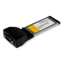 StarTech.com 1-poort ExpressCard naar RS232 DB9 Seriële Adapter met 16950 UART USB interfacekaart/-adapter