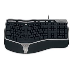 Microsoft Natural Ergonomic Keyboard 4000 USB QWERTZ
