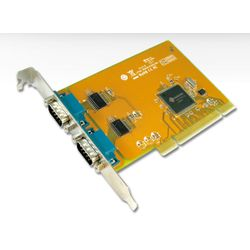 Card 2p serieel pci ACT
