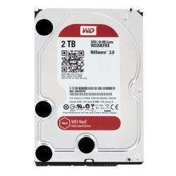 Western Digital Red interne harde schijf HDD 2000 GB SATA III