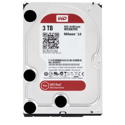 Western Digital Red 3000GB SATA III interne harde schijf-WD30EFRX