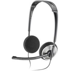 Plantronics .Audio 478 USB Stereofonisch Hoofdband Zilver