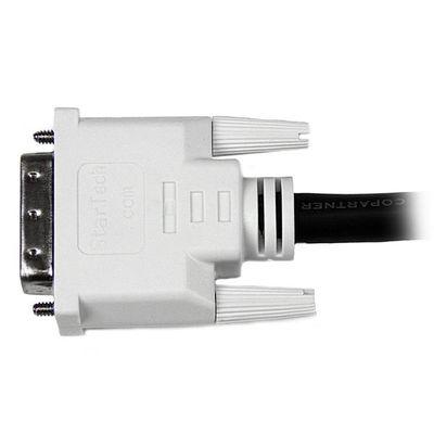 StarTech.com 1 m DVI-D Dual Link-kabel M/M