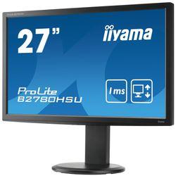 """iiyama ProLite B2780HSU 27"""" Full HD TN Mat Zwart computer monitor"""