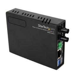 StarTech.com 10/100 Multi-Mode Glasvezel Ethernet Converter