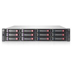 HPE P2000 G3 iSCSI MSA Dual Controller LFF Array System disk array Rack (2U)