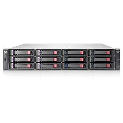HPE P2000 LFF Modular Smart Array Chassis disk array 2U