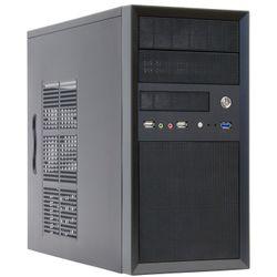 Chieftec CT-01B-OP Mini-Toren Zwart computerbehuizing