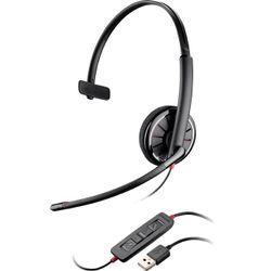 Plantronics Blackwire C310 USB Monauraal Hoofdband Zwart