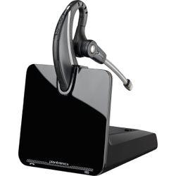 Plantronics CS530 DECT Monauraal oorhaak Zwart hoofdtelefoon