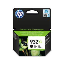 HP 932XL Origineel Zwart 1 stuk(s) Hoog (XL) rendement