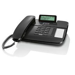 Gigaset DA710 Analoge telefoon Zwart