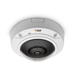 Axis M3007-PV, IP, Binnen, Dome, Bedraad, Wit, Plafond/muur