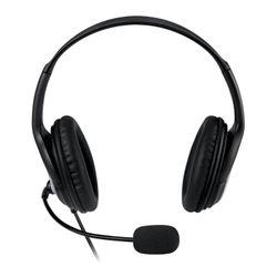 Microsoft LifeChat LX-3000 Stereofonisch Hoofdband Zwart hoofdtelefoon