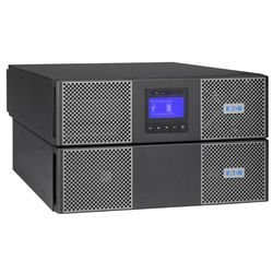 Eaton 9PX8KIRTNBP 8000VA Rackmontage/toren Zwart UPS