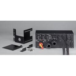 Eaton HotSwap MBP 11000i energiedistributie Zwart