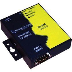 Brainboxes ES-246 netwerkkaart & -adapter Ethernet 100