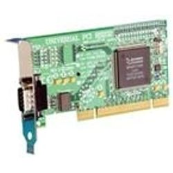 Brainboxes Universal 1-Port RS232 PCI Card (LP)