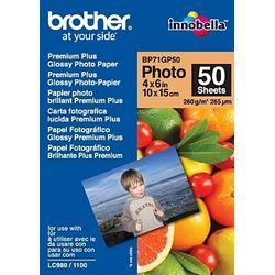 Brother BP71GP50 Premium Glossy Photo Paper Wit pak