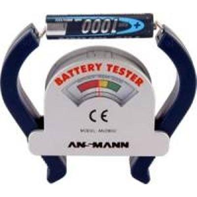 Ansmann Battery tester vermogen / batterij tester