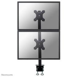 """Newstar FPMA-D700DV 27"""" Zwart flat panel bureau steun"""
