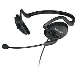 Microsoft LifeChat LX-2000 Stereofonisch Neckband Zwart