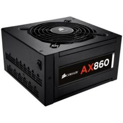 Corsair AX860 80Plus Platinum 860W ATX Zwart power supply unit-CP-9020044-EU
