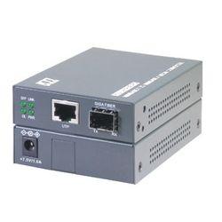 KTI Networks KGC-352 1000Mbit/s 1310nm Single-mode Grijs