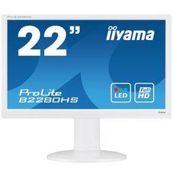 "iiyama ProLite B2280HS-W1 21.5"" Full HD TN Mat Wit computer monitor"