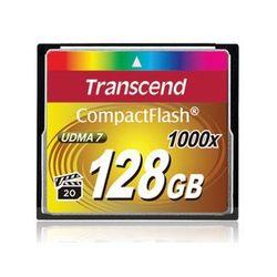 Transcend 1000x CompactFlash 128GB 128GB CompactFlash