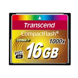 Compact Flash 1000x 16GB