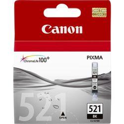 Canon CLI-521 BK Zwart inktcartridge
