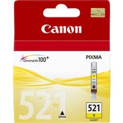 Canon CLI-521 Y Geel inktcartridge