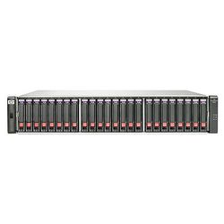 HPE StorageWorks P2000 G3 iSCSI MSA DC w/12 600GB 6G SAS 10K SFF HDD 7.2TB Bundle 7200GB Rack (2U) disk array