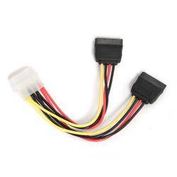 Gembird CC-SATA-PSY 0.15m SATA-kabel